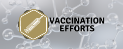 Vaccination Efforts